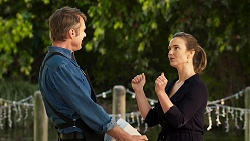 Gary Canning, Amy Williams in Neighbours Episode 8029