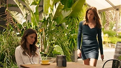 Elly Conway, Melissa Lohan in Neighbours Episode 8029