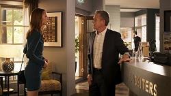 Melissa Lohan, Paul Robinson in Neighbours Episode 8029