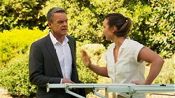 Paul Robinson, Amy Williams in Neighbours Episode 8030