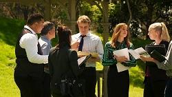 Melissa Lohan in Neighbours Episode 8030