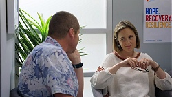 Toadie Rebecchi, Sonya Rebecchi in Neighbours Episode 8031