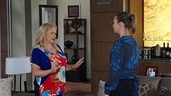 Sheila Canning, Amy Williams in Neighbours Episode 8031
