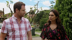 in Neighbours Episode 8031