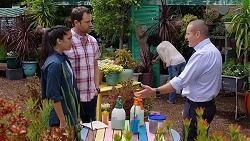 Yashvi Rebecchi, Shane Rebecchi, Toadie Rebecchi in Neighbours Episode 8031