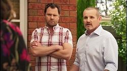 Shane Rebecchi, Toadie Rebecchi in Neighbours Episode 8033