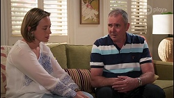Sonya Rebecchi, Karl Kennedy in Neighbours Episode 8033