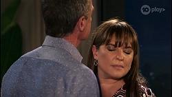 Paul Robinson, Terese Willis in Neighbours Episode 8033