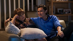 Terese Willis, Leo Tanaka in Neighbours Episode 8034