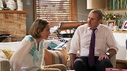 Sonya Rebecchi, Toadie Rebecchi in Neighbours Episode 8035