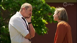 Toadie Rebecchi, Sonya Rebecchi in Neighbours Episode 8037