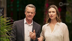Paul Robinson, Amy Williams in Neighbours Episode 8037