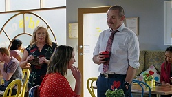 Sheila Canning, Amy Williams, Toadie Rebecchi in Neighbours Episode 8038