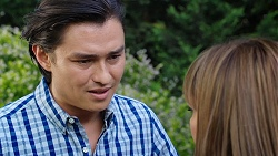 Leo Tanaka, Terese Willis in Neighbours Episode 8038