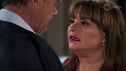 Paul Robinson, Terese Willis in Neighbours Episode 8040