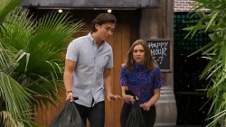 in Neighbours Episode 8042