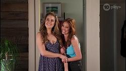 Chloe Brennan, Melissa Lohan in Neighbours Episode 8044