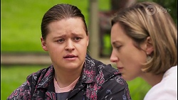 Callum Rebecchi, Sonya Rebecchi in Neighbours Episode 8044