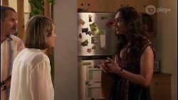 Toadie Rebecchi, Sonya Rebecchi, Dipi Rebecchi in Neighbours Episode 8044
