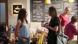 Bea Nilsson, Piper Willis in Neighbours Episode 8044