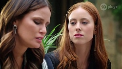Elly Conway, Melissa Lohan in Neighbours Episode 8045