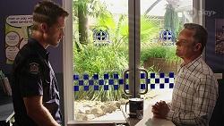 in Neighbours Episode 8045