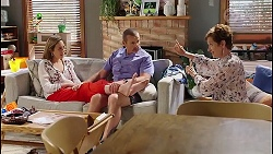 Sonya Rebecchi, Toadie Rebecchi, Susan Kennedy in Neighbours Episode 8046