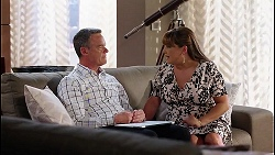 Paul Robinson, Terese Willis in Neighbours Episode 8046