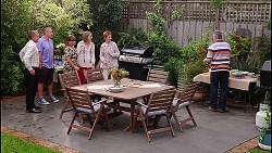 Paul Robinson, Toadie Rebecchi, Terese Willis, Sonya Rebecchi, Susan Kennedy, Karl Kennedy in Neighbours Episode 8046