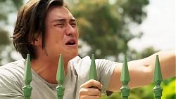 Leo Tanaka in Neighbours Episode 8047