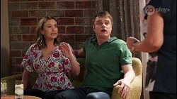 Amy Williams, Gary Canning in Neighbours Episode 8049