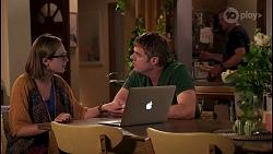 Sonya Rebecchi, Gary Canning in Neighbours Episode 8051