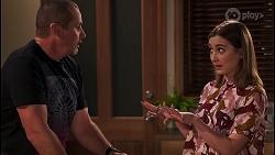 Toadie Rebecchi, Piper Willis in Neighbours Episode 8051