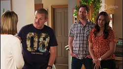 Sonya Rebecchi, Toadie Rebecchi, Shane Rebecchi, Dipi Rebecchi in Neighbours Episode 8051
