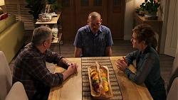 Karl Kennedy, Toadie Rebecchi, Susan Kennedy in Neighbours Episode 8053