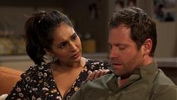 Dipi Rebecchi, Shane Rebecchi in Neighbours Episode 8053