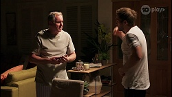 Karl Kennedy, Ned Willis in Neighbours Episode 8054