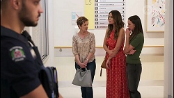 Susan Kennedy, Elly Conway, Bea Nilsson in Neighbours Episode 8054
