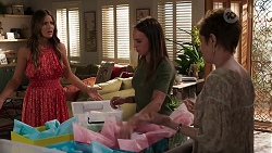 Elly Conway, Bea Nilsson, Susan Kennedy in Neighbours Episode 8055