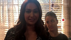 Dipi Rebecchi, Yashvi Rebecchi in Neighbours Episode 8055