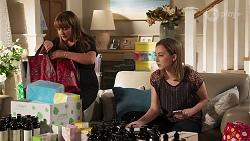 Terese Willis, Piper Willis in Neighbours Episode 8055