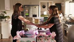 Piper Willis, Terese Willis in Neighbours Episode 8055