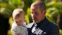 Hugo Somers, Toadie Rebecchi in Neighbours Episode 8056