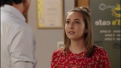 Leo Tanaka, Piper Willis in Neighbours Episode 8057