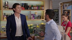Leo Tanaka, David Tanaka in Neighbours Episode 8057