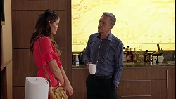 Elly Conway, Paul Robinson in Neighbours Episode 8057