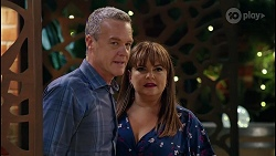 Paul Robinson, Terese Willis in Neighbours Episode 8057