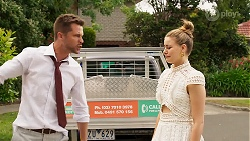 Mark Brennan, Chloe Brennan in Neighbours Episode 8059
