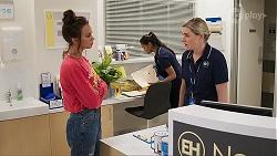 Bea Nilsson, Sandra Kriptic in Neighbours Episode 8059