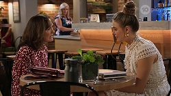 Fay Brennan, Sheila Canning, Chloe Brennan in Neighbours Episode 8059